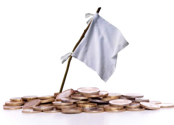 Как не сдаться банкротству