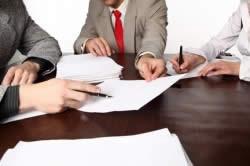 Информирование кредиторов организации о прекращении работы