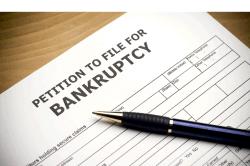 Должник признан банкротом.