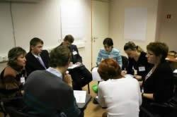 Собрание учредителей компании
