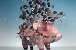 Масштабы риска банкротства