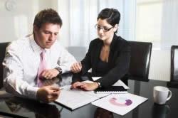 Подписание документов на ликвидацию фирмы