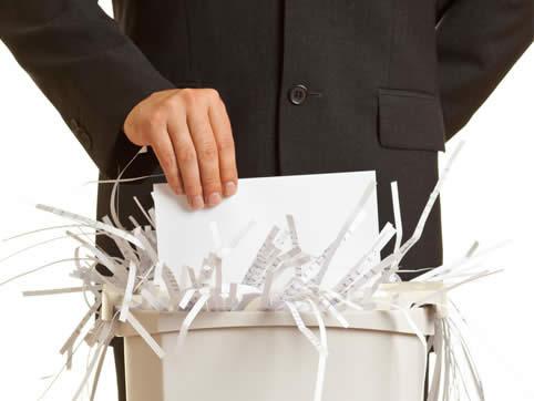 Уничтожение документации при ликвидации ООО