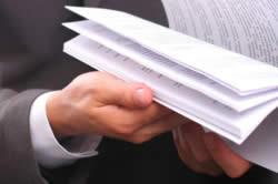 Документы ликвидируемой организации