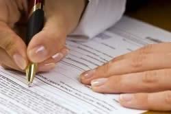 Письменное соглашение права требования.