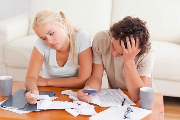Вот жена должна платить за мужа долги по кредитам спокойное заявление