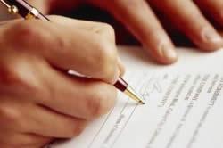 Договоре уступки права требования