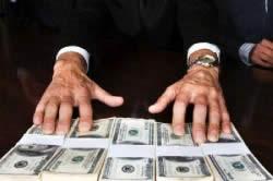 Получение долгов