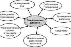 Схема банкротства.