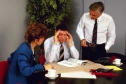 Обсуждение проблемы должников