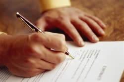 Договор уступки права требования.