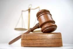 Ликвидатор на судебном заседании